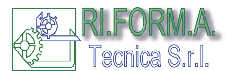 Logo di Riforma tecnica Srl | Partner aziendale di may sicurezza