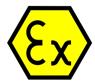 Direttive Atex | simbolo marchio ce