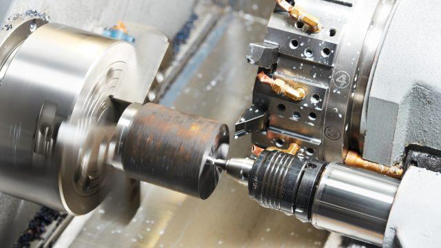 Macchina Rotante certificata ce in fabbrica
